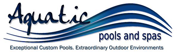 Aquatic Pools And Spas Tagline