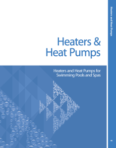 pool product catalogs Pool Heaters & Heat Pumps
