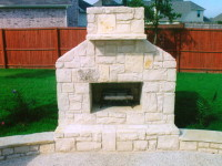 Built In Grills And Fireplaces (11)