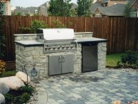 Built In Grills And Fireplaces (12)