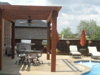 Custom Outdoor Arbor (2)
