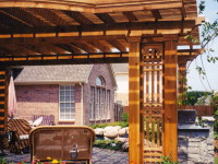 Custom Outdoor Arbor (4)