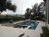 Las Colinas Swimming Pool By Aquatic Pools And Spas